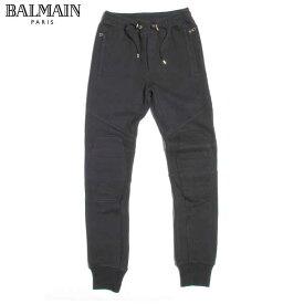 バルマン BALMAIN メンズ バイカー スウェット パンツ W6H J513 D323 176 61A (R106920) 【送料無料】【smtb-TK】
