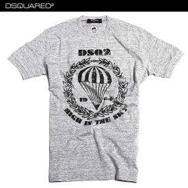 ディースクエアード DSQUARED2 メンズ Tシャツ 半袖 S74GD0171 S22742 858 61A (R28927)【送料無料】【smtb-TK】