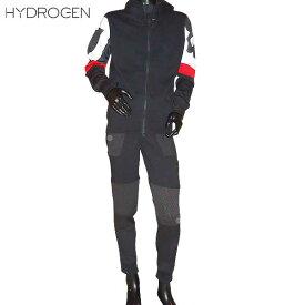 ハイドロゲン HYDROGEN メンズ スカル ジップパーカー スウェット セットアップ 上下組 200600+200604 007 71S【送料無料】【smtb-TK】