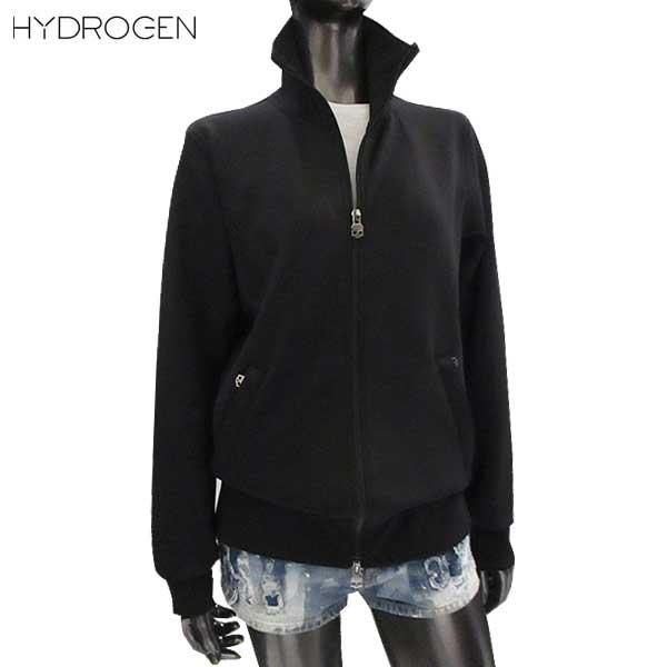 【送料無料】 ハイドロゲン (HYDROGEN) ユニセックス スカル刺繍 トラックジャケット 214610 118 【smtb-tk】