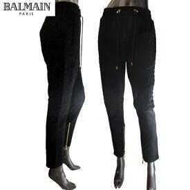 バルマン BALMAIN レディース スウェット パンツ ジッパー 125557 983M C0100 81S (R128001) 【送料無料】【smtb-TK】