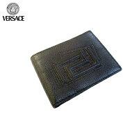 b538ee89a503 PR ヴェルサーチ Versace グッズ 財布 折り畳み 小銭入れ付き.