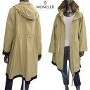 モンクレール新入荷 モンクレール MONCLER レディース アウター スプリングコート ジャケット コート PIN 絞り紐付き…
