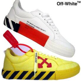2020年春夏新作 オフホワイト OFF-WHITE メンズ 靴 スニーカー ソールダーティ加工・サイドアローロゴ・ラバー付スニーカー ホワイト OMIA085R 20D33050 0129 (R33000) 02S【送料無料】 【smtb-TK】
