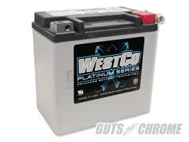 NC21_9800-4060 WESTCOバッテリー 2004年以降XL OEM 65958-04