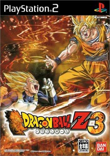 【中古】PS2 ドラゴンボールZ3【ゆうメール送料無料】