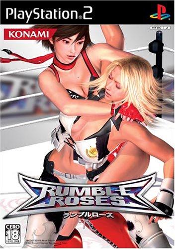 【中古】PS2 ランブルローズ RumbleRoses【ゆうメール送料無料】