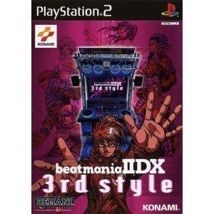 【中古】PS2 beatmania2DX 3rd style【ゆうメール送料無料】