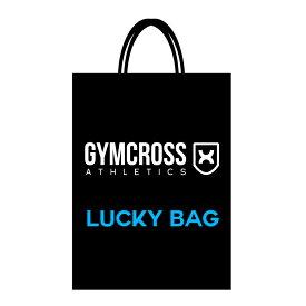 GYMCROSS(ジムクロス)【福袋 LUCKY BAG】小バッグ メンズ トレーニングウェア フィットネスウェア超お買い得詰め合わせ