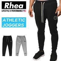 Rhea(レアー)トレーニングフィットネスウェアジョガーパンツスウェットストリートワークアウトストレッチ【メンズ】rh-001