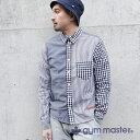 gym master(ジムマスター) G643390 2WAYシャツ