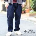 gym master(ジムマスター) G843318 ストレッチデニム2WAYパンツ