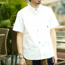 gym master(ジムマスター) G902324 カラフルスナップボタンS/S 2WAYシャツ