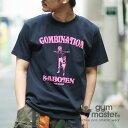 gym master(ジムマスター) G979315-P SABOTEN Tee