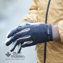 gym master(ジムマスター) メルトングローブ  手袋 内側 ボア ジャガード 柄 メンズ レディース ウール G333677