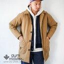 gym master(ジムマスター)公式 ドロップポケットコートメンズ | レディース | 防寒|機能性|中綿|ポケット|暖かい| G357698