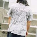 gym master(ジムマスター) ハッピーペイント Tee tシャツ 半袖 メンズ レディース キツネ 富士山 ウツボカズラ バックプリント…