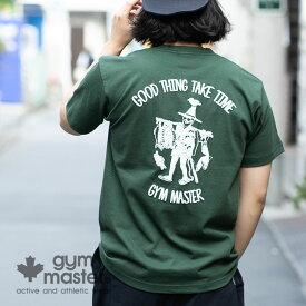gym master(ジムマスター)公式 GOOD THING Teeメンズ|レディース|ユニセックス||おじさん|魚|アウトドア|部屋着|トップス|春夏|カジュアル|バックプリント|T恤衫|海外発送|G480673