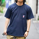 gym master(ジムマスター)公式レスラー刺繍ポケット付きTee『2nd』|掲載tシャツ|吸収速乾|汗染み軽減|防臭加工|半袖|メンズ|レディ…