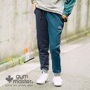 gym master(ジムマスター) 公式ジャガード裏毛ロングパンツ|メンズ|レディース|ユニセックス|スウェット|着心地がいい|秋冬|楽…
