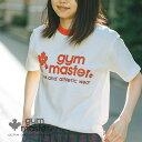 gym master(ジムマスター)公式7.2ozメープルモンスターロゴリンガーTEEtシャツ 半袖 メンズ レディース ドライ 防臭 抗菌 汗じ…