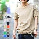 gym master(ジムマスター) G902343 ヘビーウエイトガンジーネック tシャツ 半袖 メンズ レディース