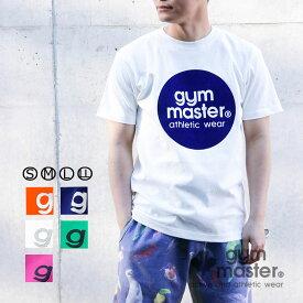 gym master(ジムマスター) G799301 サークル ロゴ Tee|ロゴT|tシャツ|半袖|メンズ|レディース