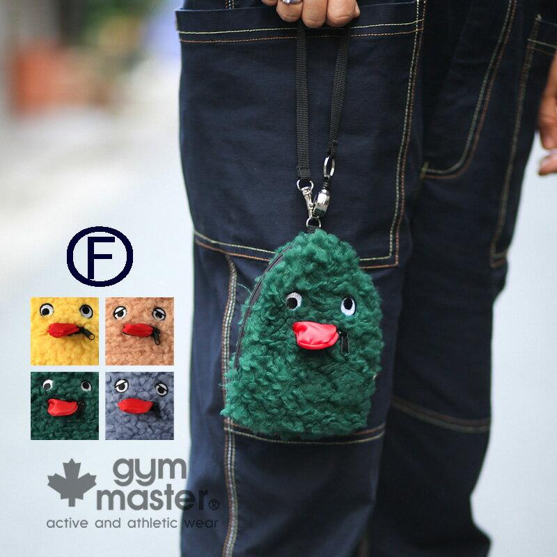 Fluke Frog(フロックフロッグ) G157641 おばけベロポーチ|ボア|携帯ケース|iPhone|ミニバッグ|おばけ|ハロウィン