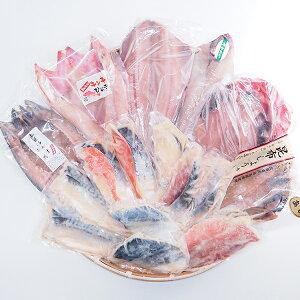漬け魚(西京漬け)・干物セット10000円 冷凍便 [ ひもの 銀だら 紅鮭 サバ 金目鯛 サワラ 赤魚 キンキ ホッケ カレイ アジ ]