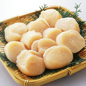ホタテ 貝柱(生食用) 特大サイズ1kg 冷凍便 [ 帆立 ほたて 貝柱 生食 ]
