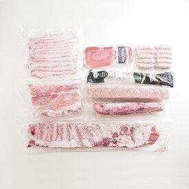 イベリコ豚 食べつくしセット 冷凍便 [イベリコ豚,ロース,ステーキ,しゃぶしゃぶバックリブ,骨付き肉,バーベキュー,タン,焼き肉,バラ肉,ソーセージ,白カビ,fuetec,サラミ]
