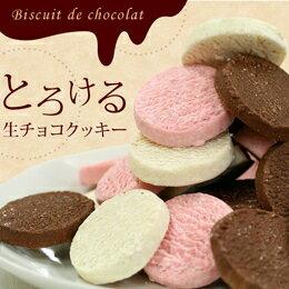 【送料込】生チョコクッキー福袋30個入(北海道・沖縄別途送料500円)【チョコレート ギフト 贈り物 クッキー スイーツ】