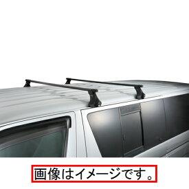 INNO(カーメイト) INLDK ローダウンドリップステーセットLDK ブラック 【単品】※バーは別売りでございます。
