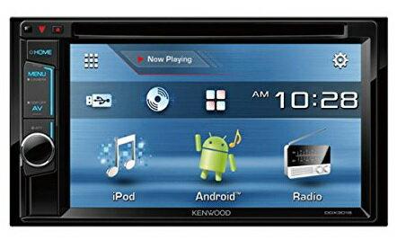 ケンウッド オーディオ DDX3016 2DINメインユニット CD/DVD/USB/iPod/iPhone/AUX/FM/AM/AV入力 CPRM対応 DDX-3016( DX3170 DDX-3170 従来モデル )