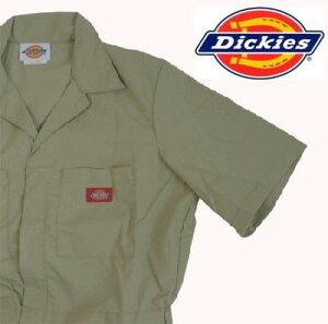 ディッキーズ Dickies ディッキーズ カバーオール つなぎ ツナギ 3399KH2XL カーキ