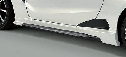 無限 MUGEN 70219-XNA-K0S0-WP サイドスポイラー NH841Pプレミアムスターホワイト S660
