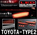 【在庫有】ヴァレンティ RBR-T2 LEDリアバンパーリフレクター ブレーキランプ/スモールランプ機能 1年保証 車検対応
