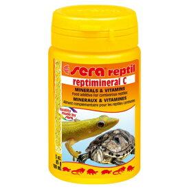 セラレプティミネラルC 100ml(85g) 肉食性爬虫類専用ビタミン類、ミネラル補助食