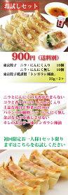 東京餃子楼 冷凍餃子 ニラ・にんにく入り 18個