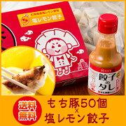 広島レモン・もち豚が入ったご当地餃子セット