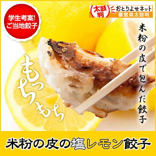 【ポイント20倍】広島好きのお父さんへ!米粉の皮の塩レモン餃子20個入り【餃子】【ぎょうざ】【ギョーザ】【ギョウザ】【人気】【お取り寄せ】