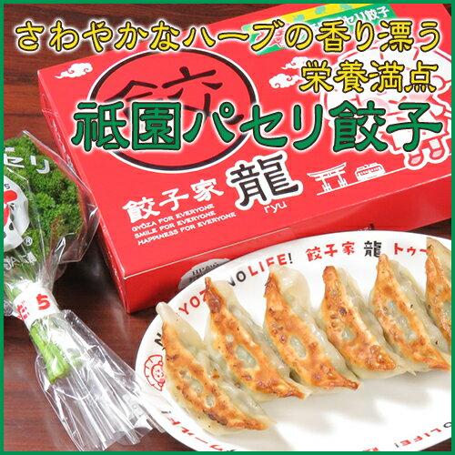 祗園パセリ餃子