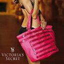 【送料無料】VICTORIA'S SECRET ヴィクトリアシークレット ビクシー バッグ トートバッグ ママバッグ 大きめ スパンコ…