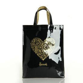 【送料無料】HARRODS ハロッズ 正規品 トートバッグ バック Mサイズ ショッピングバッグ