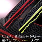 マットレスシングルサイズポケットコイルエアーフレックス高通気性人間工学硬め柔らかめカバーリング