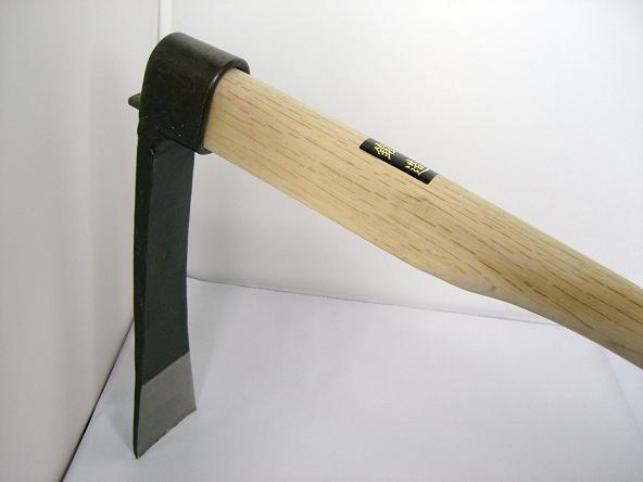 ■たけのこ掘り鍬(小) 竹の子掘り 筍 バチ鍬 たけのこ 竹の子