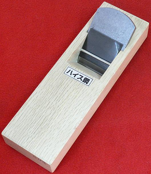 ■【送料無料】常三郎 ハイス鋼 デコラ鉋 裏ステン総貼り 50mm 7寸台 裏出し不要