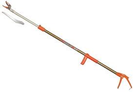▲ニシガキ のびのび枝切り 2.0M 高枝切鋏 無段階伸縮 柿の収穫 はさみ 鋏 N-126