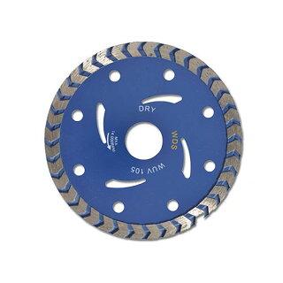 ■ダイヤテック切れるンジャーダイヤモンドカッター150mmWUV150ターボタイプDIATECH