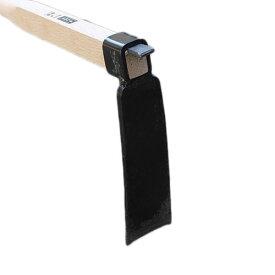 ▲播州三木産 高級鍛造 バチ鍬 N318 1050mm柄 厳選国産本樫柄 たけのこ鍬